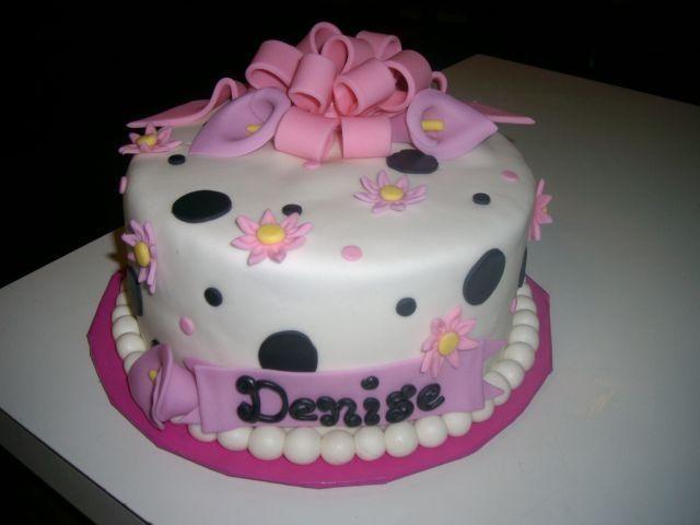 Happy Birthday Denise Cake Cake Recipe