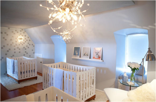 baby room ideas for twins