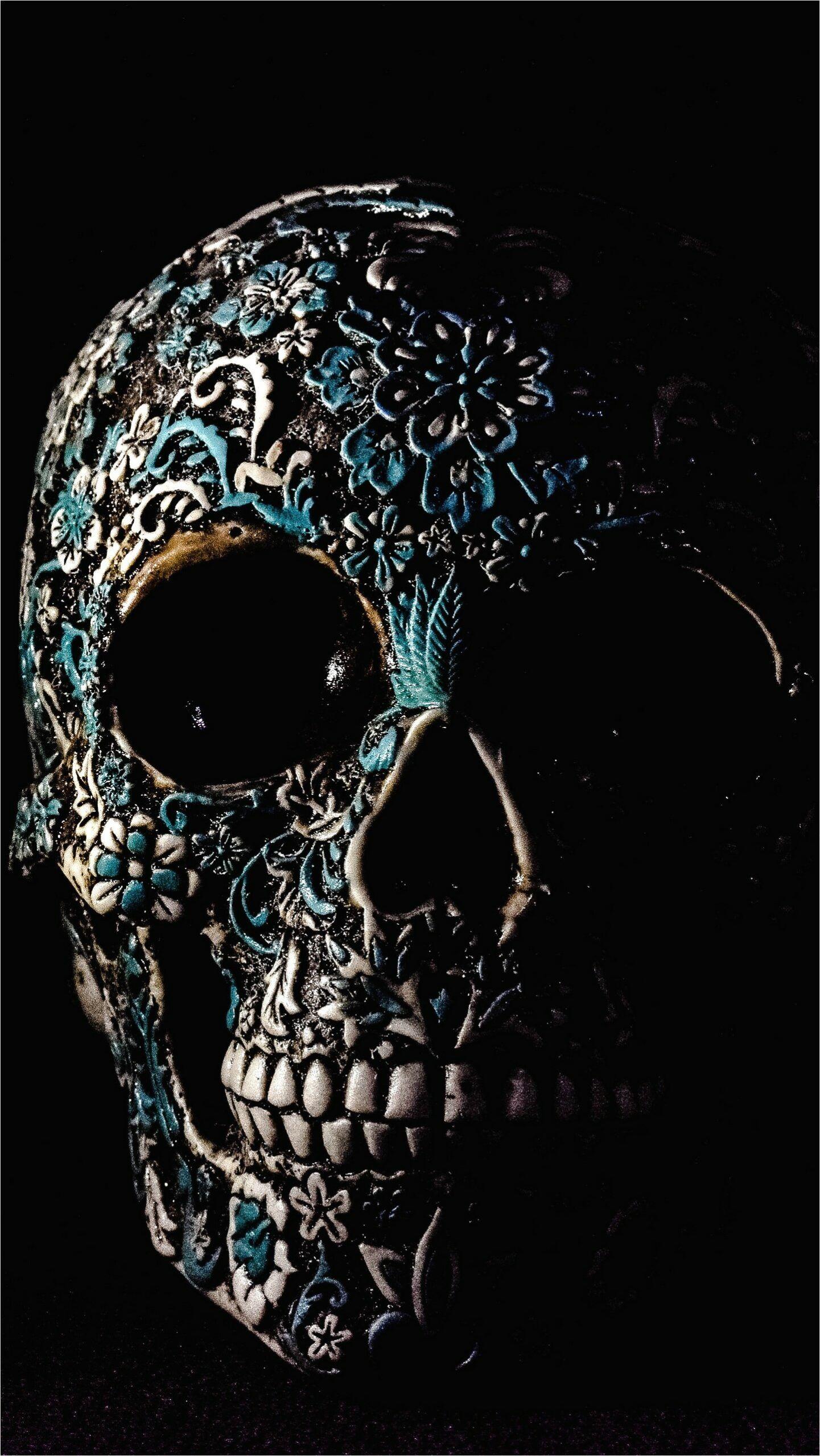 4k Skull Wallpapers For Note 10 En 2020 Aves Tropicales Dia De Los Muertos Cristianos