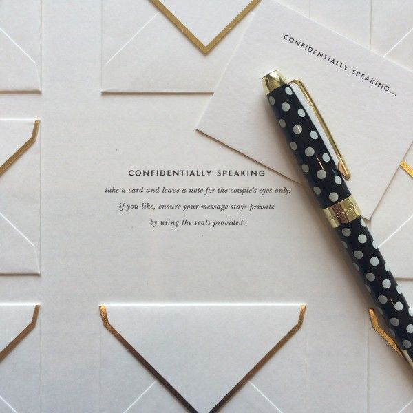 Kate Spade For The Mr Mrs Guest Book