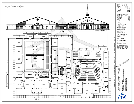 Informational church building resource, church building