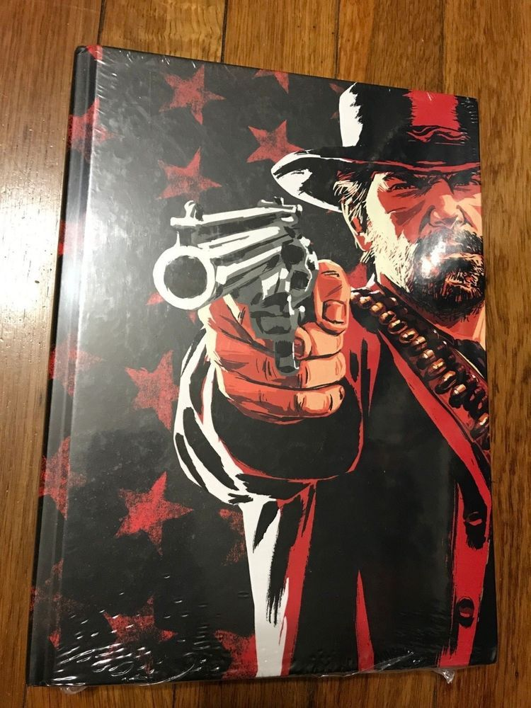 Details About Red Dead Redemption 2 Official Guide Collector S