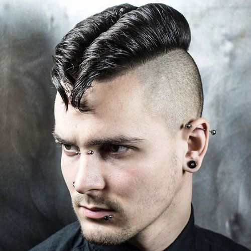 Awesome Greaser Hairstyles For Men