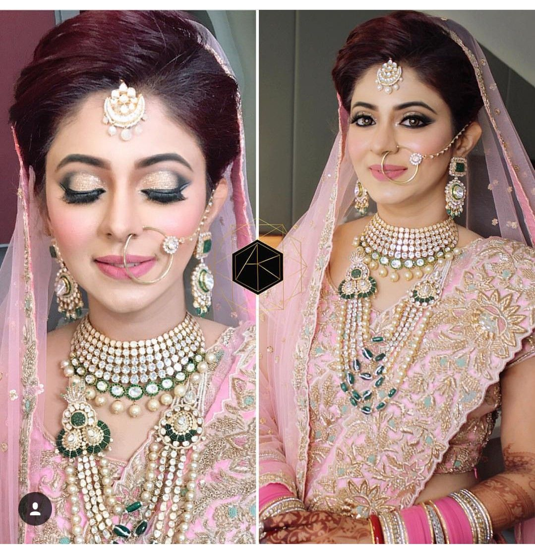 Amritkaur artistry | Beautiful Bride | Pinterest