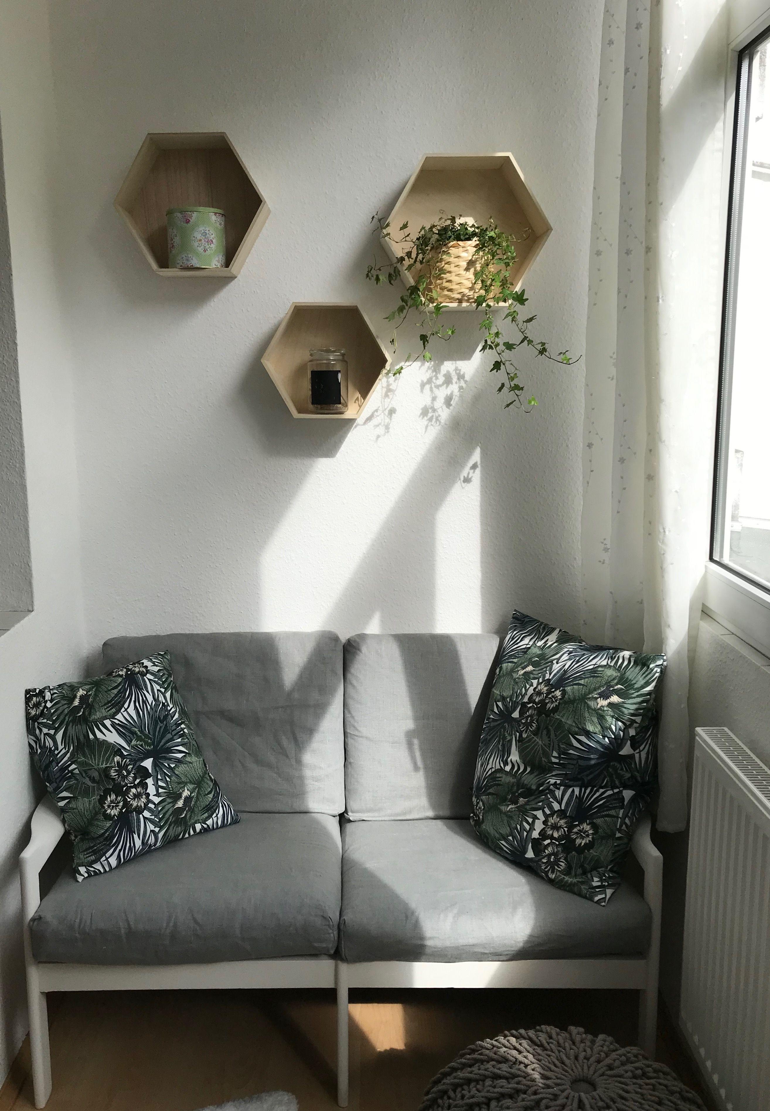 Kuschelige Sitzecke In Wg Haus Deko Sitzecke Wohnzimmer