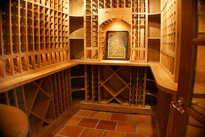 Foxwood Wine Cellars & Foxwood Wine Cellars | Basement Project | Pinterest