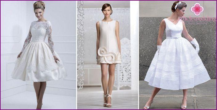 vestido de novia al estilo de los años 60, los consejos sobre la