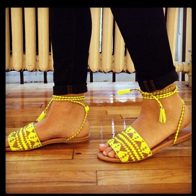 best 25 yellow flats ideas on pinterest yellow sandals