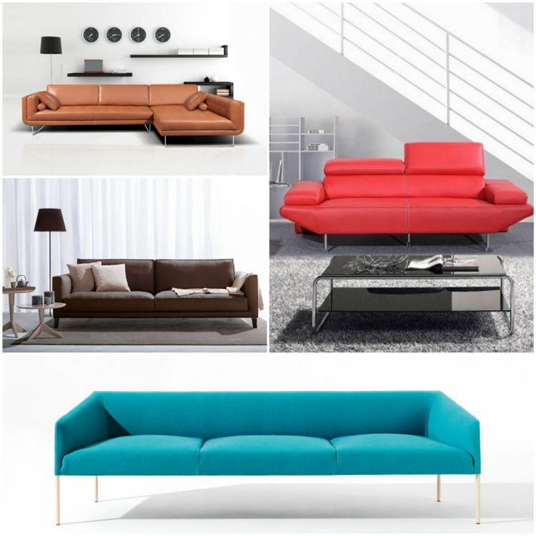 italienische sofas italienische designermöbel wohnzimmer Möbel