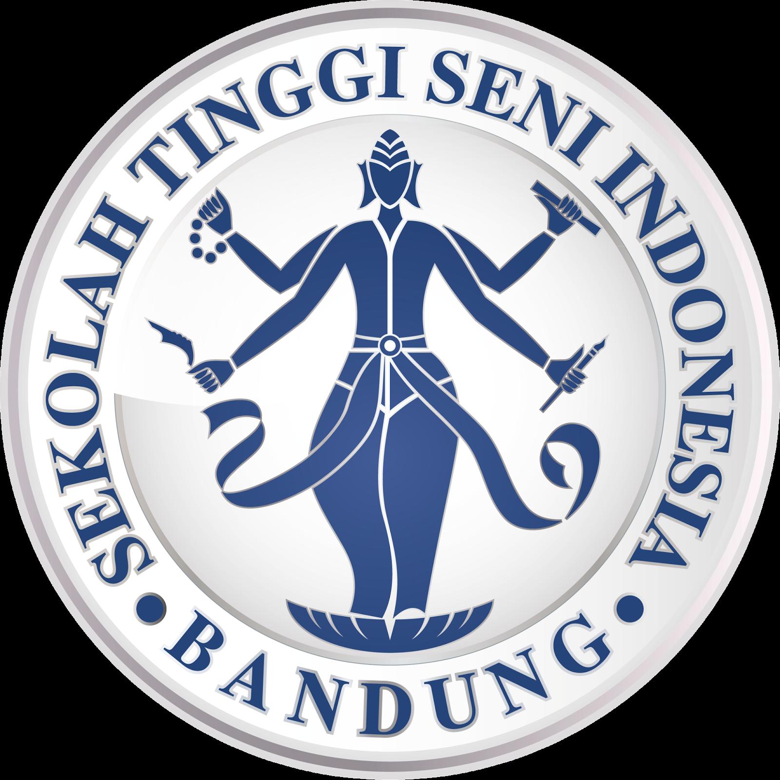 Logo STSI (Sekolah Tinggi Seni Indonesia) Bandung