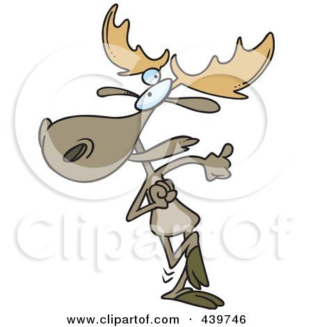 Pin The Dancing Moose In Flesh on Pinterest