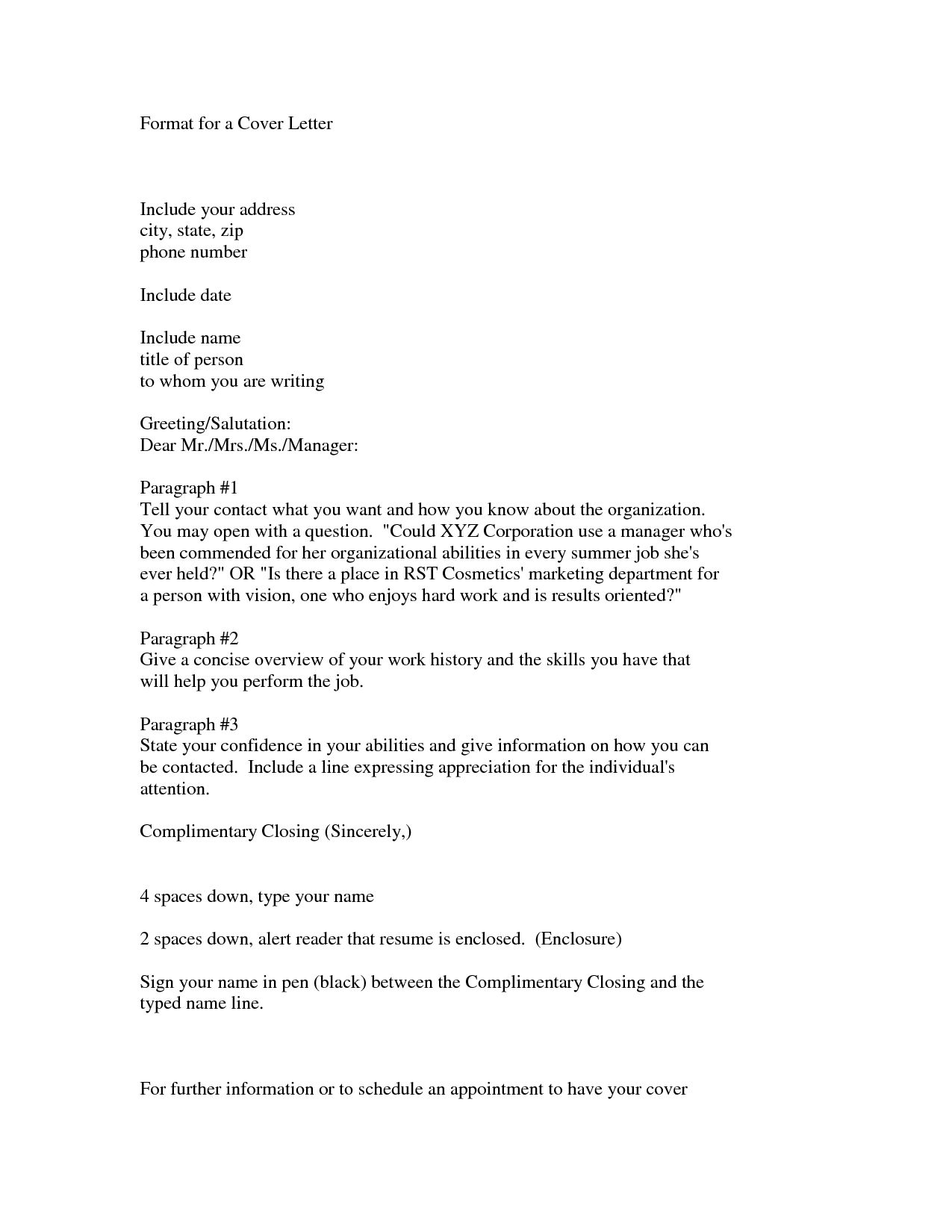 Type Cover Letter Resume Design Sample For Novel Submission The