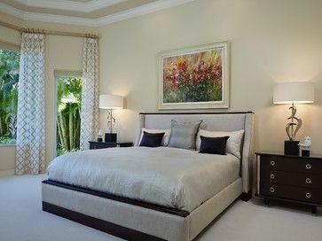 Palm Beach Getaway - transitional - Bedroom - Miami - Annie Santulli Designs