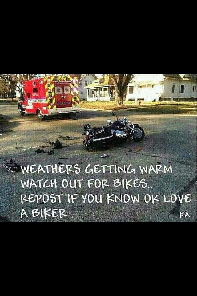Look Out For Me And My Friends Please How To Get Warm Bike