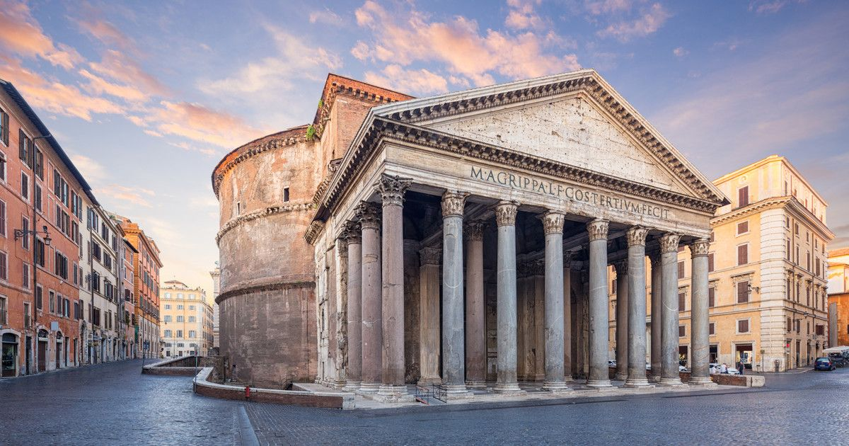 5 Well Preserved Roman Buildings In 2020 Rome Itinerary Rome In A Day 2 Days In Rome