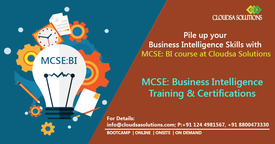 Develop Your Ideas And Put Them Action With The Mcse Business