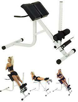 Bodycraft Hyper Extension / Roman Chair .