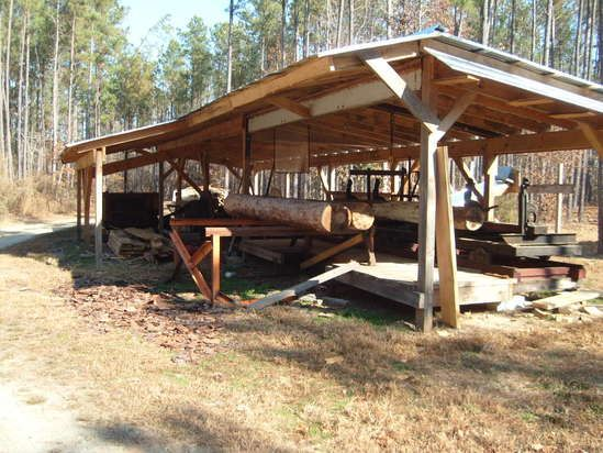 plans for a hobby sawmill building - Google Search   Sawmill