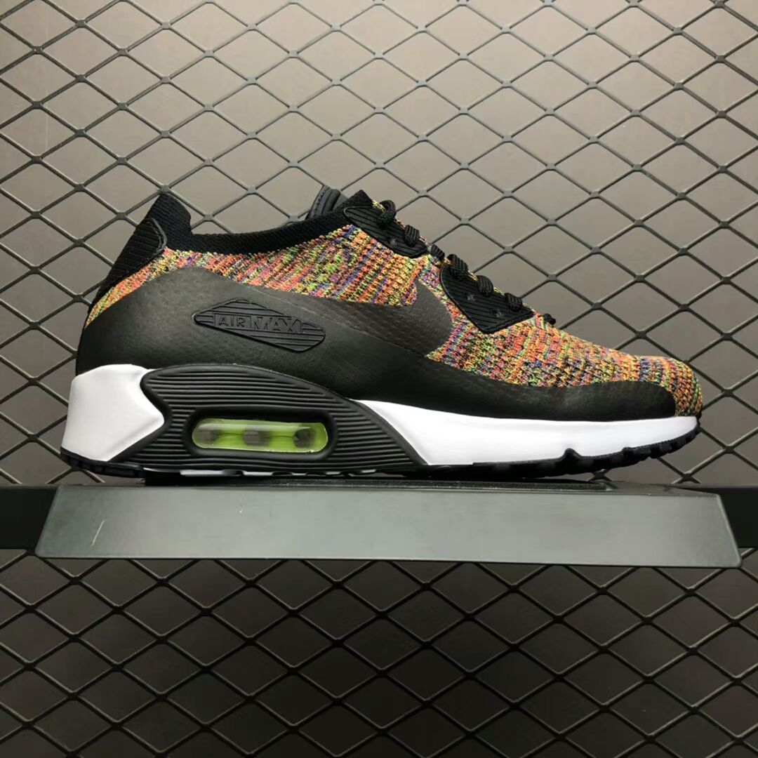 nike air max 90 ultra flyknit 2.0 multicolor