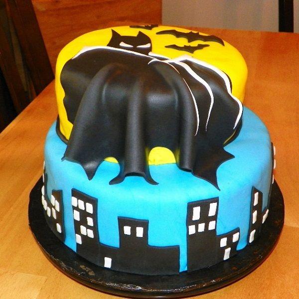 Batman Cake Google Search Birthday Party Ideas
