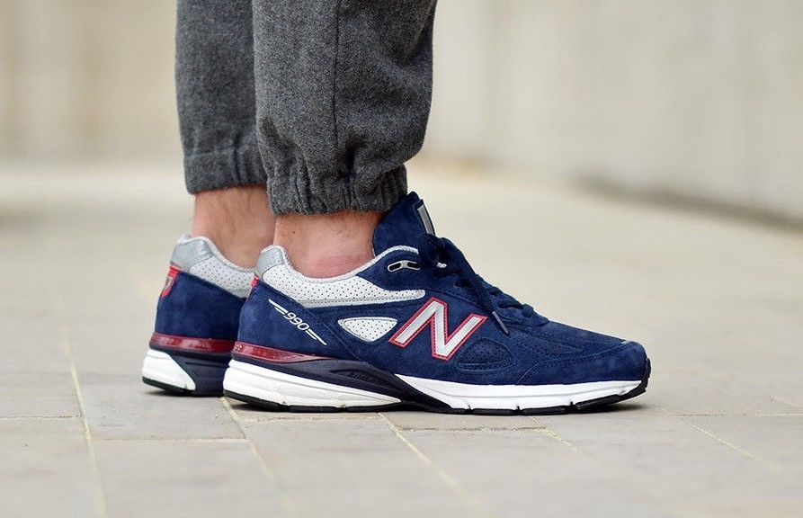 newest 69d61 4c14d NEW BALANCE 990 MADE IN THE USA |