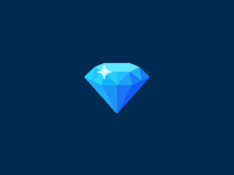Diamond Logo Blue Symbol Jewelry Shop Diamond Symbol Diamond Logo Jewelry Logo