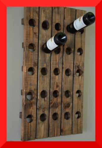Riddling Wood Wine Rack Saw This On Hgtv An Orginal Cost Over