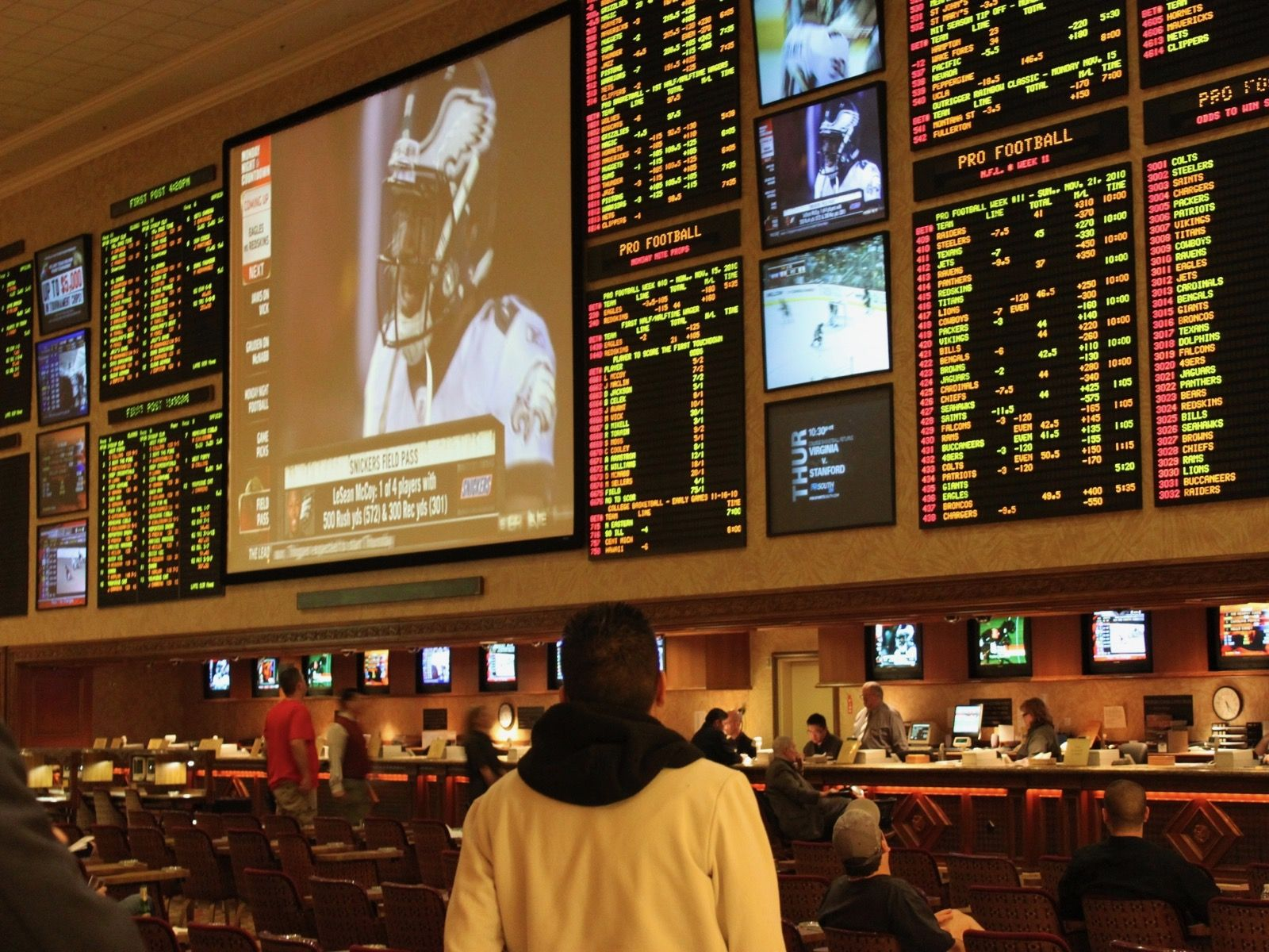 Stateline Problem gambling a concern as sports betting