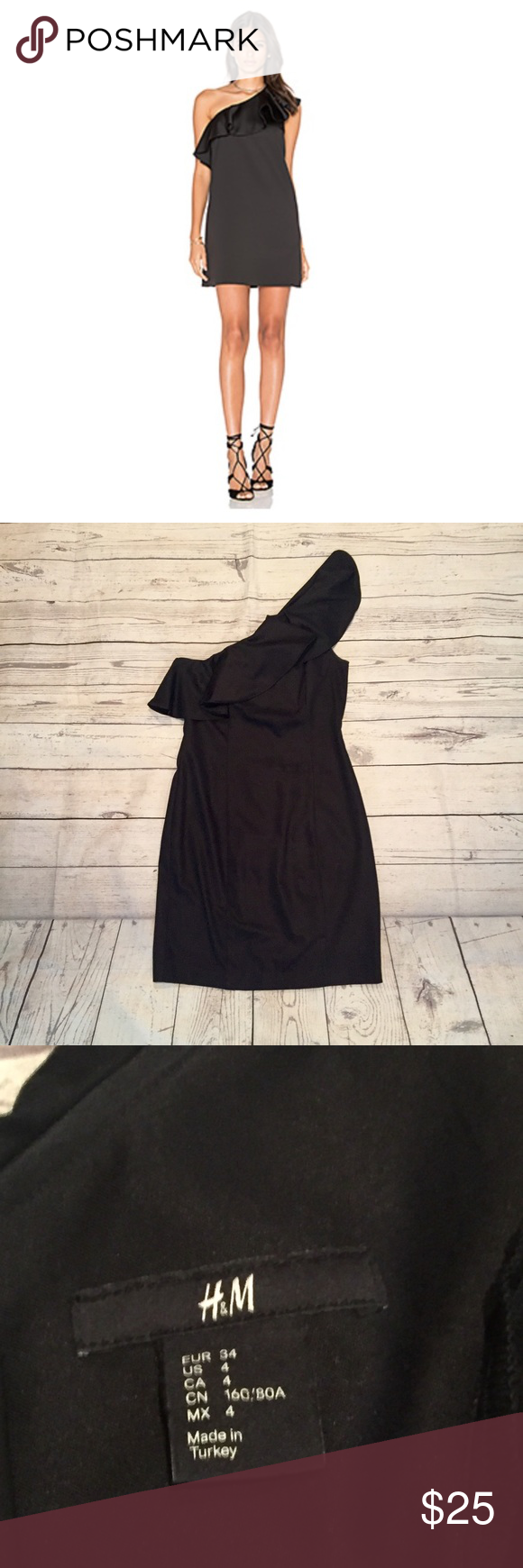 Black One Shoulder Ruffle Mini Dress Beautiful Black Sateen One Shoulder Ruffle Mini Dress With Sil Ruffle Mini Dress Perfect Little Black Dress Clothes Design [ 1740 x 580 Pixel ]