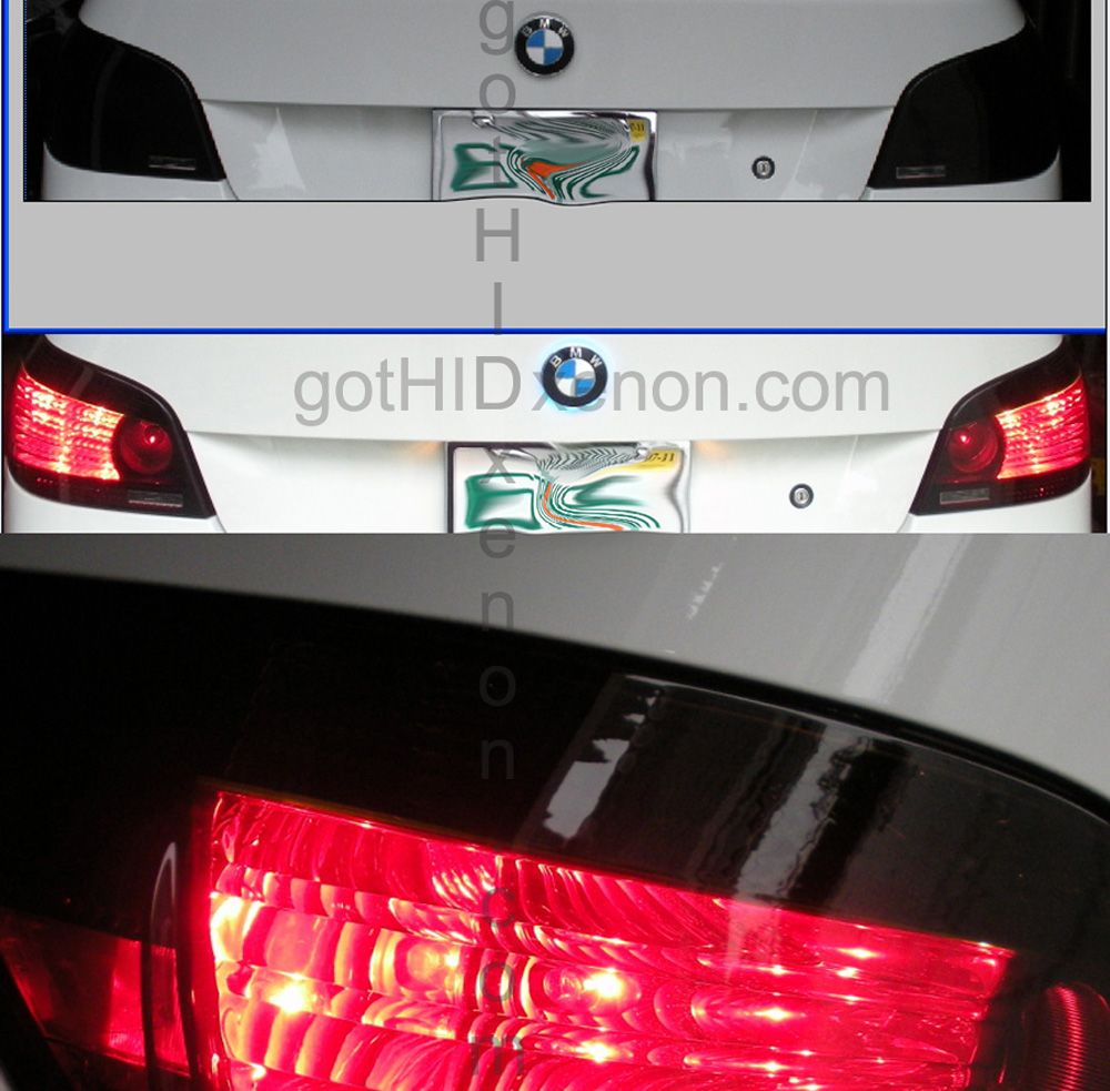 Hedlight or Taillight tinted