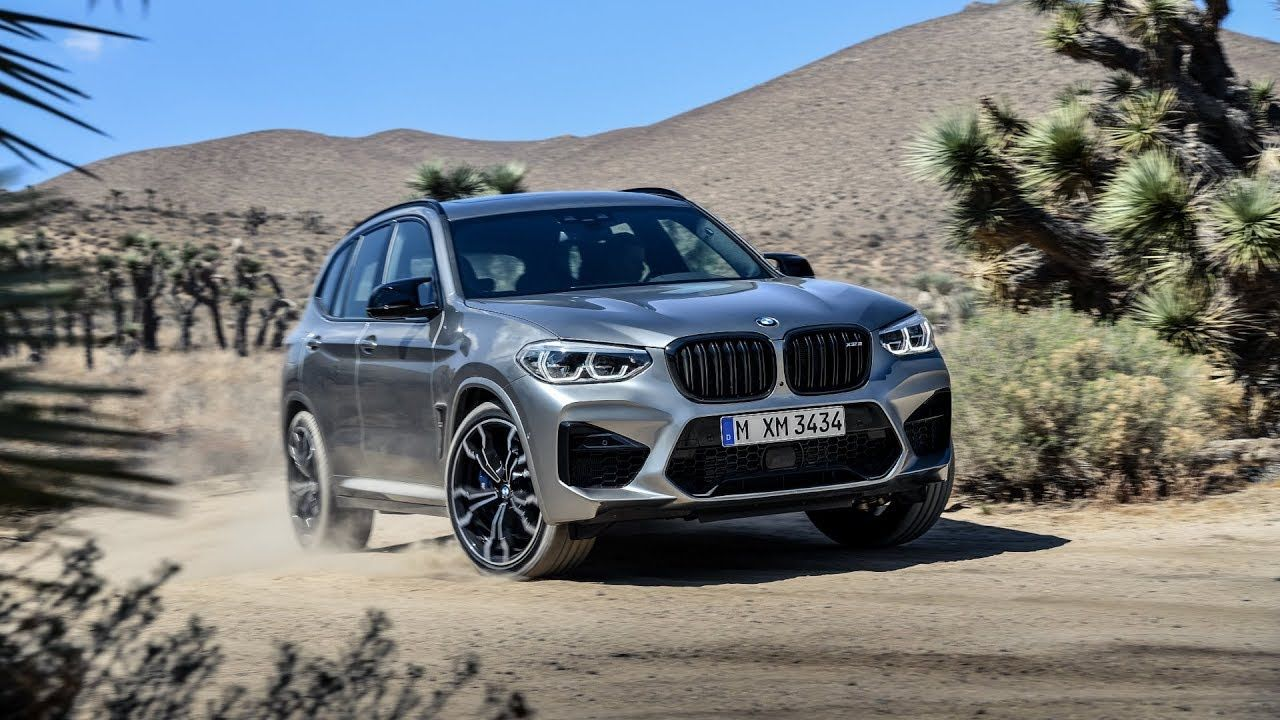 The First Ever Bmw F97 X3 M Competition Sav Official Launch