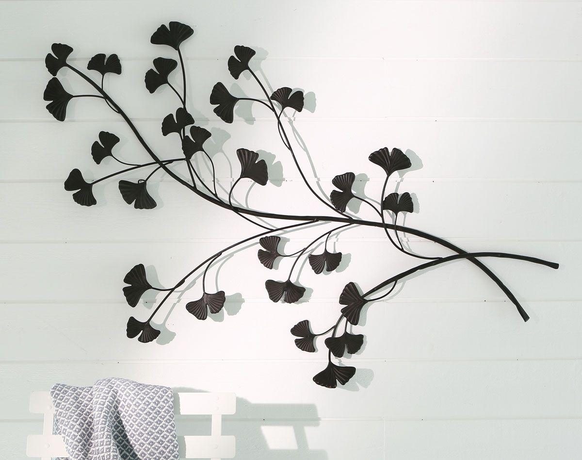R sultats de recherche d 39 images pour ginkgo dessin mural noir et blanc maison pinterest - Maison ginkgo ...