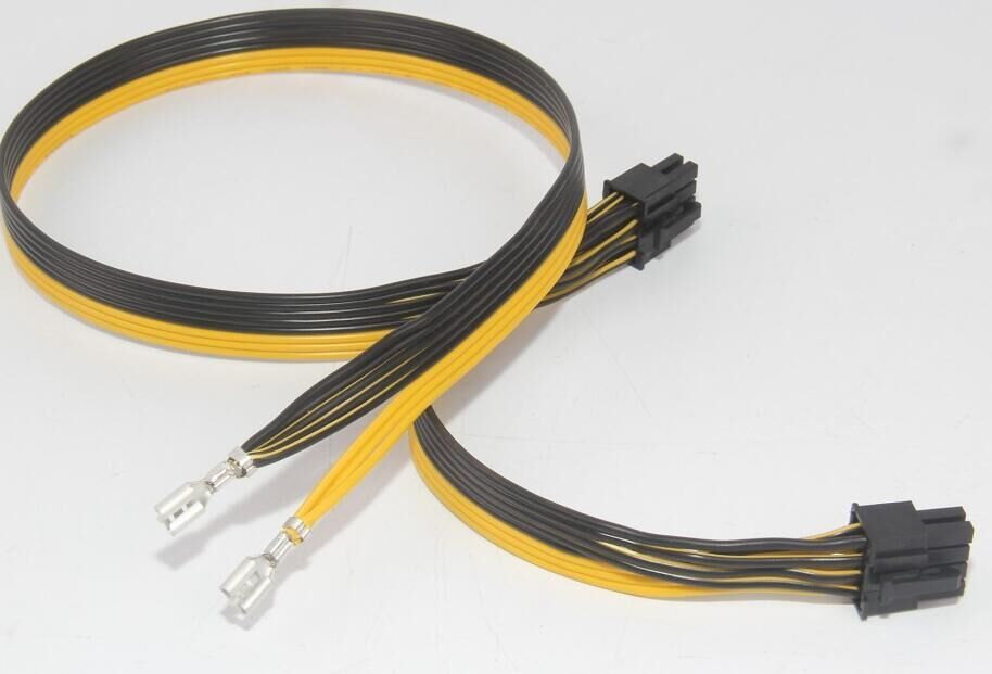 Raymarine Power Cable 15m W//Bare Wires