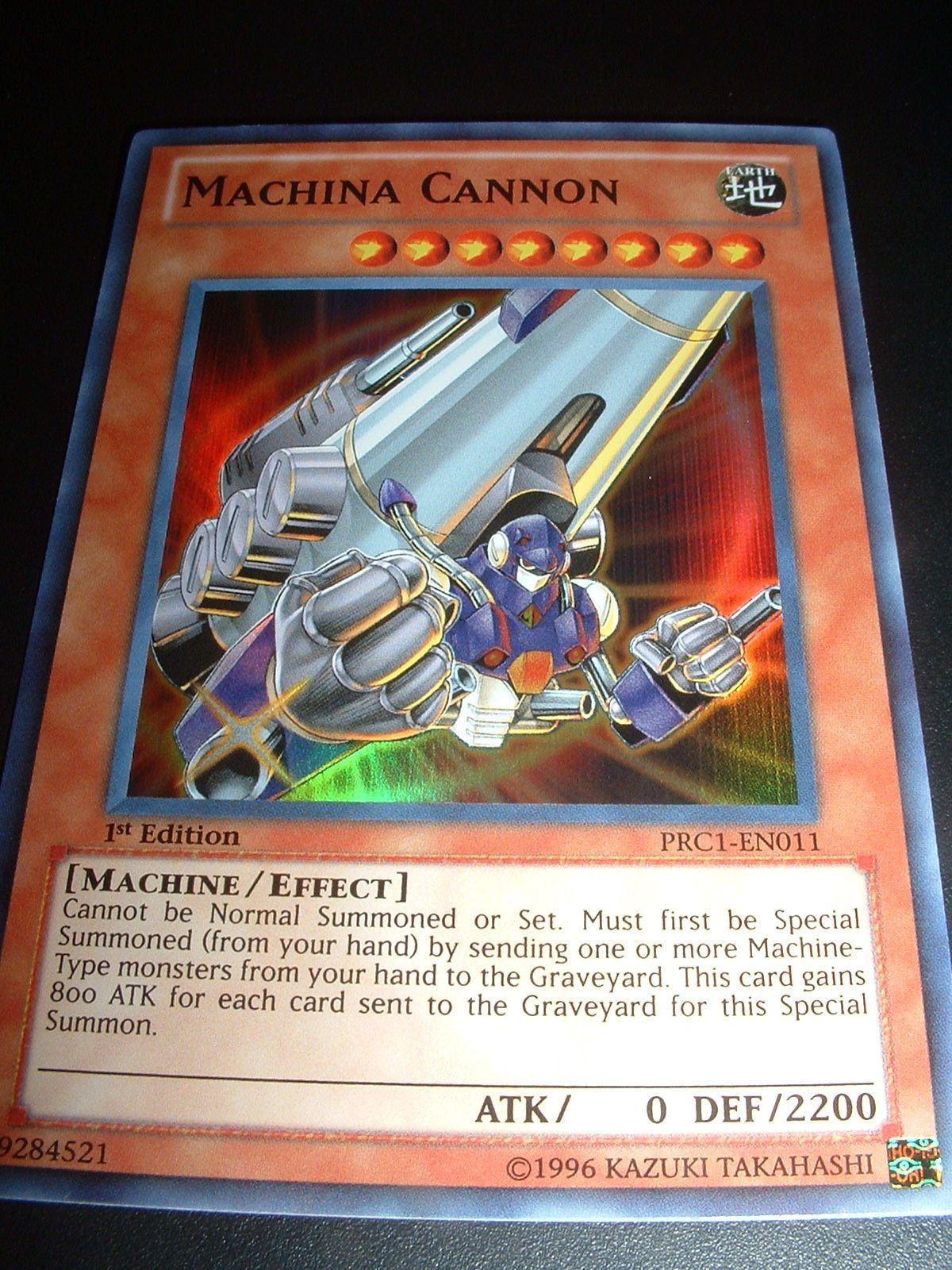Machina Cannon