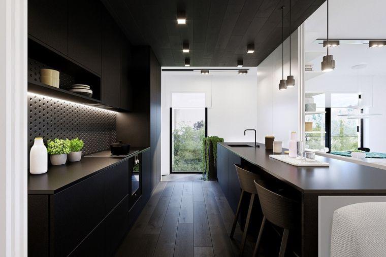 Iluminación interior - Ideas y consejos para cualquier habitación ...
