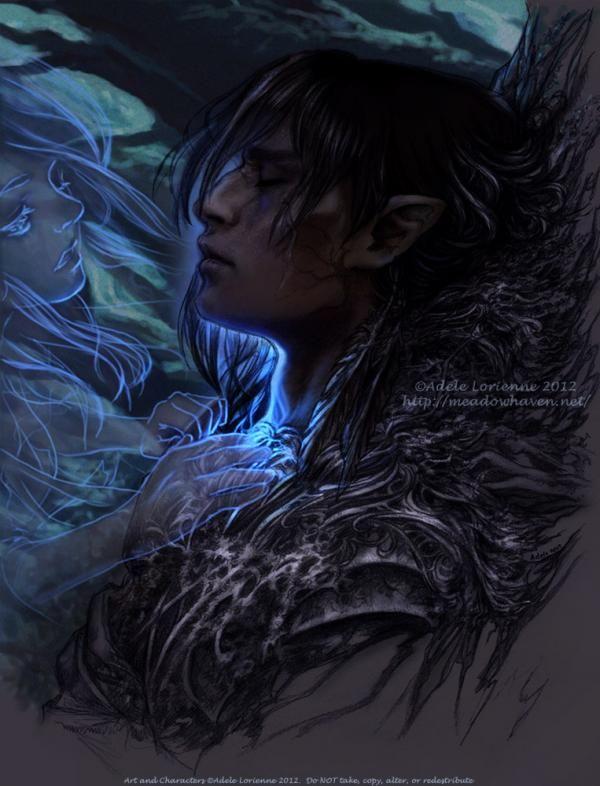 Breathe - Illustrations by Adele Lorienne  <3 !