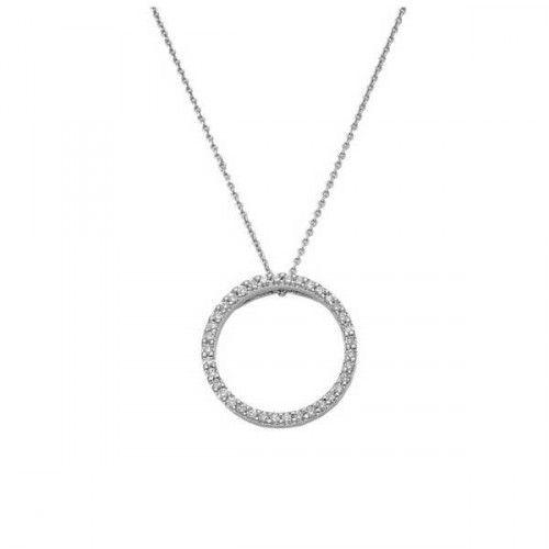 Roberto Coin Circle of Life Necklace