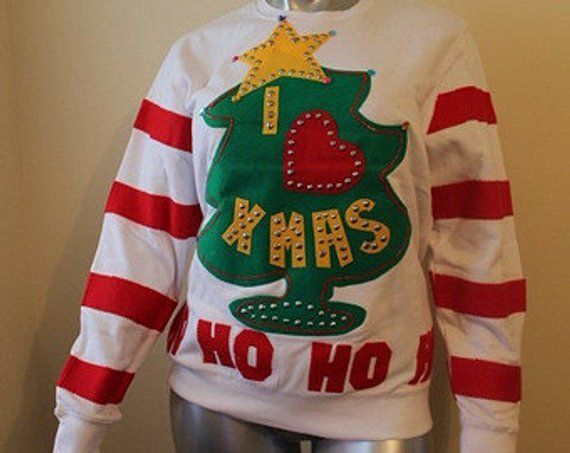 The Grinch Ugly Christmas Sweater Replica Who Ville Ugly Christmas