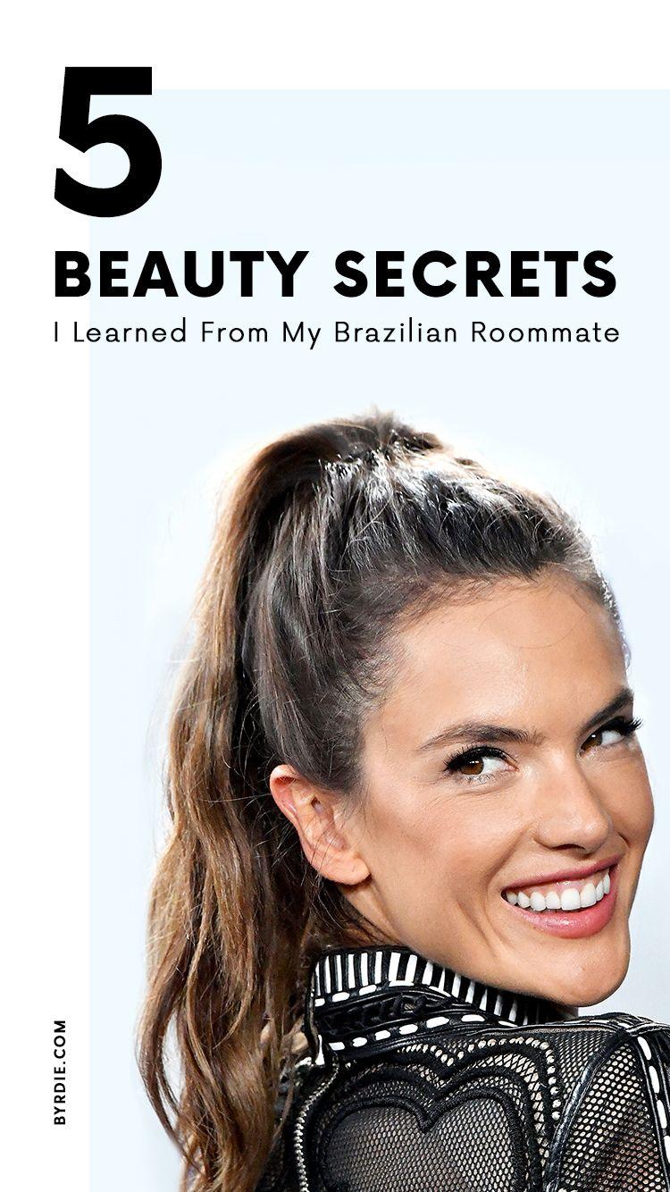 The Surprising Brazilian Beauty Secrets I Learned From My Roommate