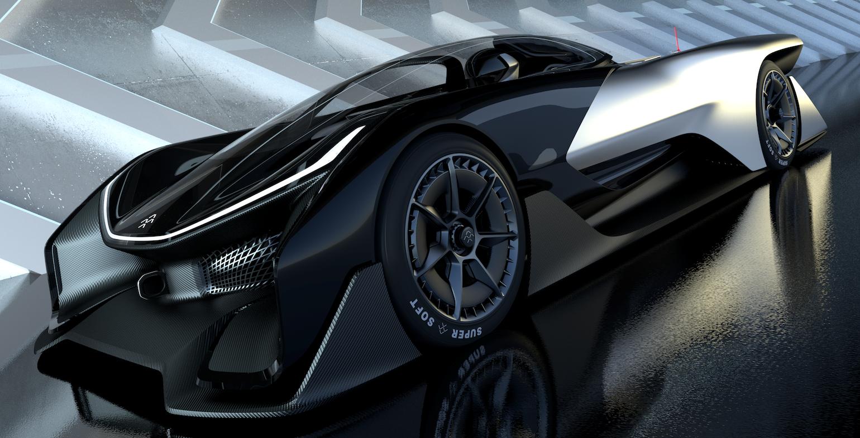 Дебют от Faraday Future, представленный на ежегодной международной выставке International Consumer Electronics Show (CES) 2016 в Лас-Вегасе, поражает воображение.  Космический концепт-кар Faraday ffzero1, выход которого планируется в конце 2017 года, наделен мощностью более 1000 л.с., способен разогнаться до сотни всего за 3 секунды и обладает скоростью свыше 320 км/ч.  Мы в восторге, а вы? #viatti #шиныviatti #виатти #шины #авто #auto #автомобиль #осень Источник: http://bit.ly/2cSyj8w