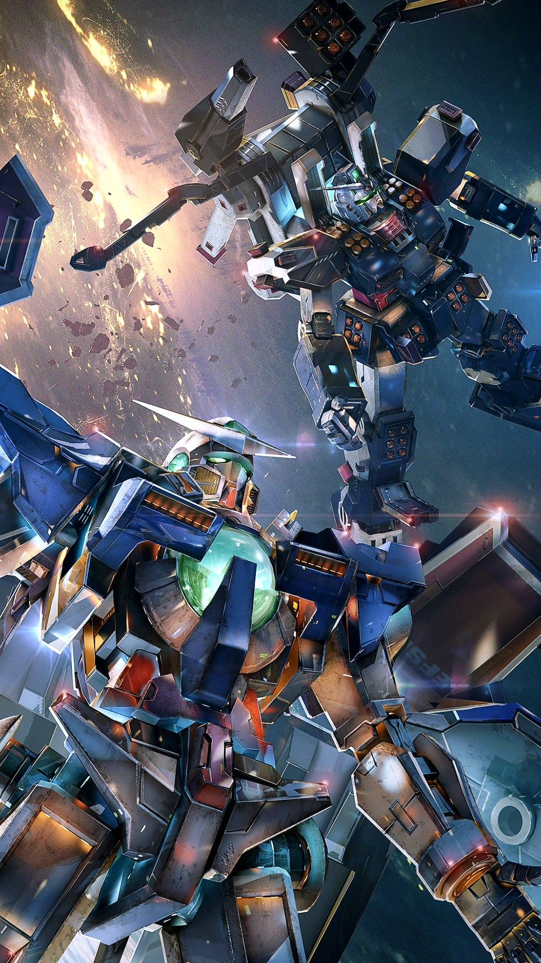 Mesigaqueeusigovoce Gundam Wallpapers Gundam Art Anime Wallpaper Gundam exia wallpaper 4k
