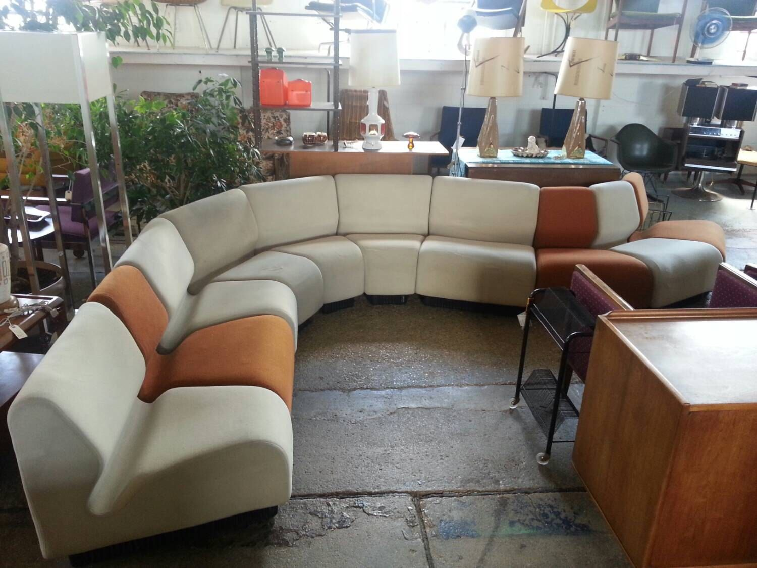 Amazing Vintage Chadwick Sectional Sofa For MId Century Herman Miller From  My Etsy Shop! Also From Retro Attics In Bay City MI