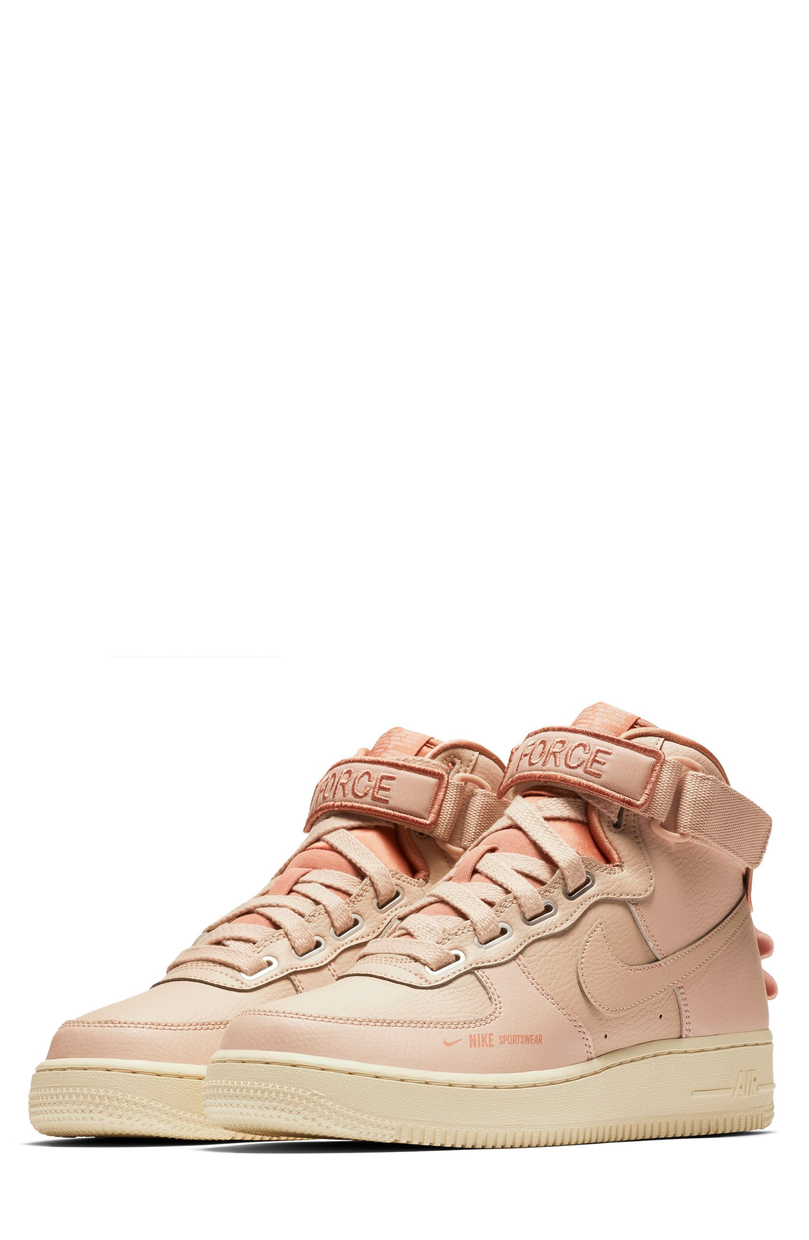 Women's Nike Air Force 1 High Utility Sneaker, Size 7.5 M