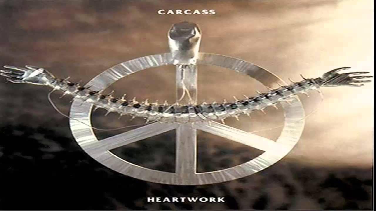 Carcass - Heartwork (1993) Full Album | H.r. giger, Hr giger, Best ...