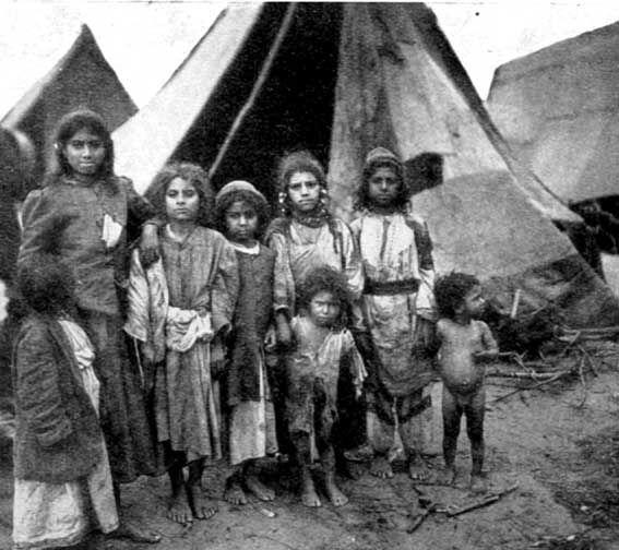 * Romany Gypsies *