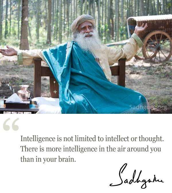 23rd Feb Quote From Sadhguru