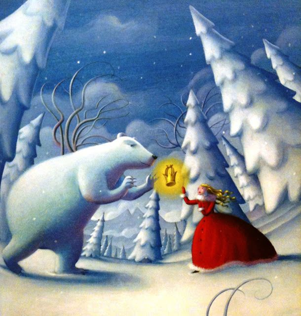 Image result for the princess and the white bear king