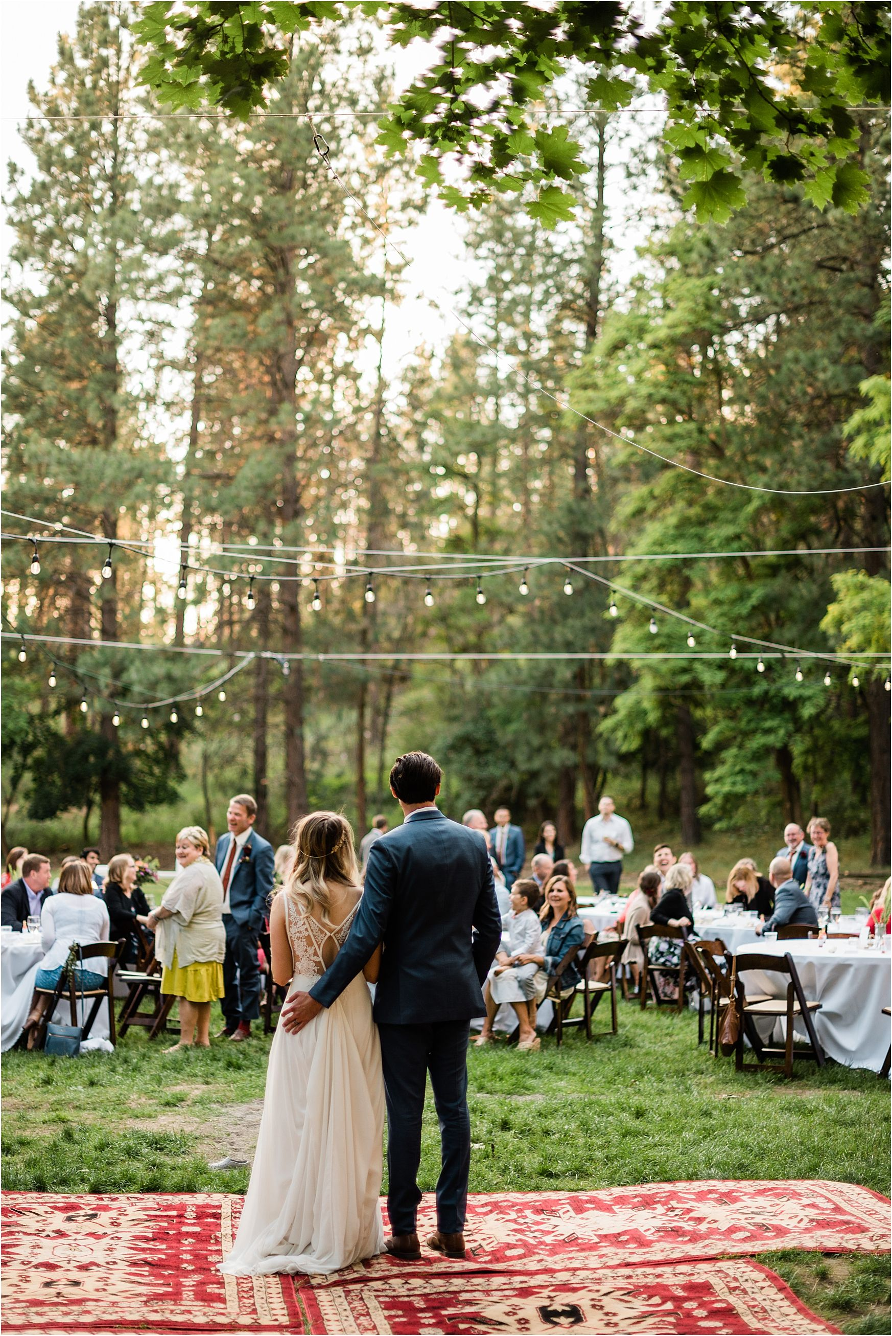 Woodsy Bright Minimalist Wedding At Zephyr Lodge Liberty Lake Liberty Lake Lodge Wedding Ceremony Inspiration
