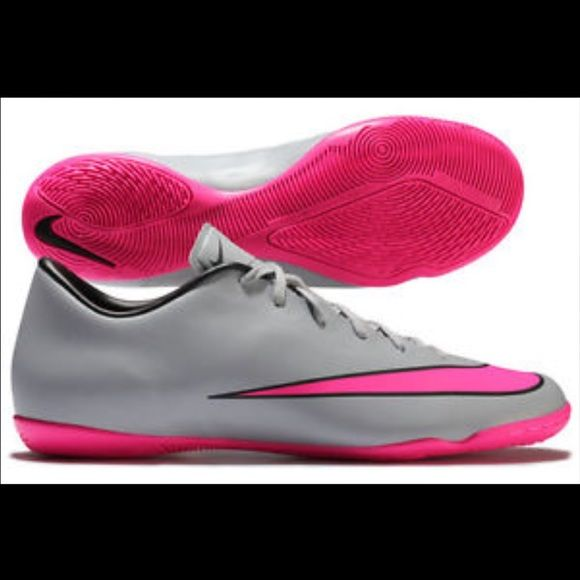 best website ca4ff 05f11 Mercurial Indoor Soccer Shoes Brand new, never worn, indoor soccer shoes,  size 7.5 mens (8.5 women s). Comes with original box. Nike Shoes Athletic  Shoes