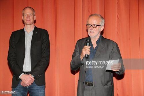 MUNICH, GERMANY - SEPTEMBER 27: Producer Ulrich Limmer during... #konigsteinimtaunus: MUNICH, GERMANY - SEPTEMBER 27:… #konigsteinimtaunus